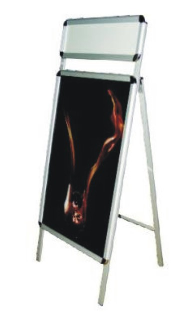 display stand,display system,frame signs company - PP-PPD002