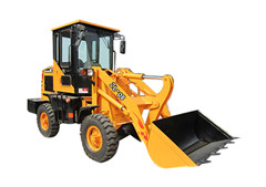 compact wheel loader - ZL-08
