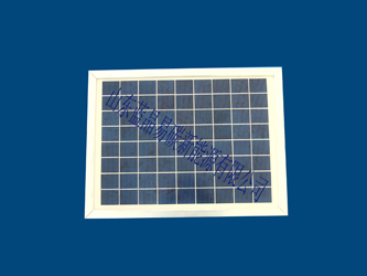 10W poly solar panel and solar modules - BCT10W /12V