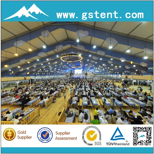 Gaoshan Big party tent, exhibtion marquee 30*30m - GSB30