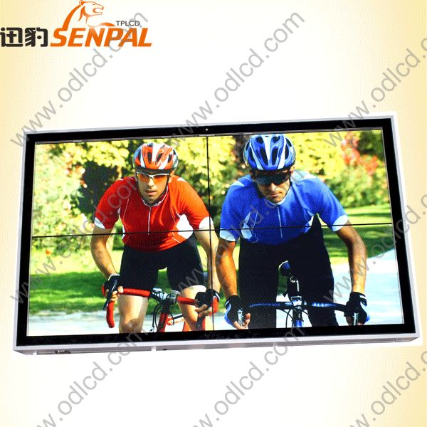 Sun readable outdoor LCD video wall - OD46L02