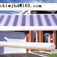 Large picture retractable awning