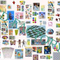 Large picture All Kinds of Licensing ,Tattoo Stickers, PVC Stick