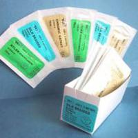 Large picture STERILE SUTURE NEEDLES WITH THREAD SURGICAL BLADES