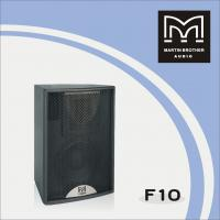 Large picture Blackline series professional loudspeaker F10