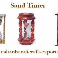 Large picture sand timer
