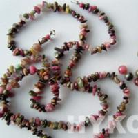 Large picture Tourmaline necklace