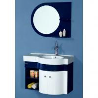 Large picture pvc bathroom cabinet