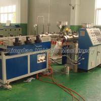 Large picture Single Wall Corrugated Pipe Extrusion Line