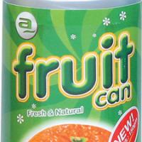 Fruit can (orange) ~ air freshener fresh & natural