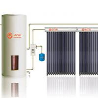 Large picture solar water heating