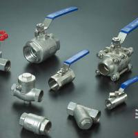 Large picture ball valve