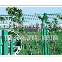 Large picture Framed welded mesh fence