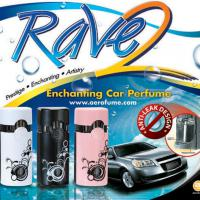 Large picture Air Freshener -Rave 2 ~ car perfume with anti-leak