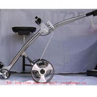 Large picture 106E shark electrical golf trolley