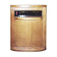 Large picture infrared portable heater