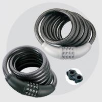 Large picture CL-402 Combination Cable Lock