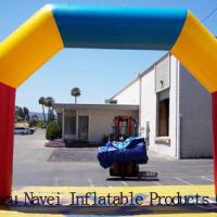 Large picture inflatable arch