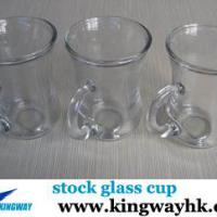 Large picture stock stocklot closeout glass cup