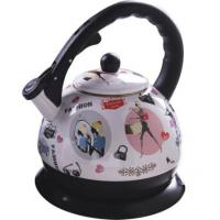 Large picture DW18-10 Enamel Electric Kettles