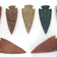 Large picture arrow heads