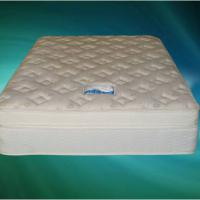 Large picture Deluxe double knit fabric pocket spring mattress