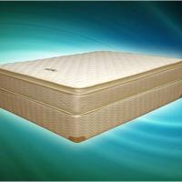 Large picture memory foam pocket spring mattress