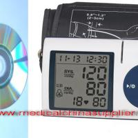 Large picture Blood Pressure Monitor with USB link
