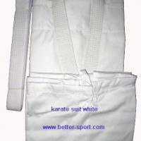 Large picture karate clothing