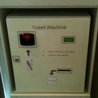 Large picture Ticket Dispensing Machines
