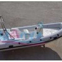 Large picture RIB boat5.2m,rigid inflatable boat---lianya boat