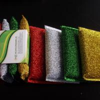 Large picture scouring pad