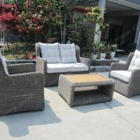 Large picture 4 pcs Rattan Sofa Set