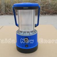 Large picture Super bright LED solar camping lantern