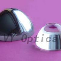 Large picture optical fused silica aspherical lens