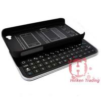 Large picture Bluetooth Silding Keyboard Cover for iPhone 4