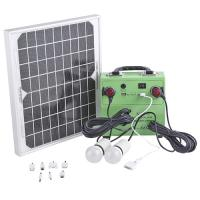 Large picture 10W portable solar energy system