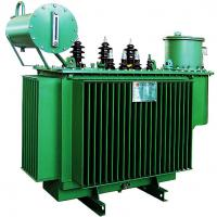 Large picture SZ9-2500kVA Oil Immersed Transformer