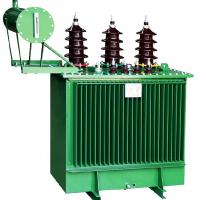 Large picture S9-1600kVA Oil Immersed Transformer