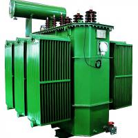 Large picture S9-31500kVA Oil Immersed Transformer