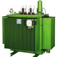 Large picture S11-M-2500kVA Oil Immersed Transformer