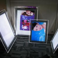 Large picture Slim crystal light box