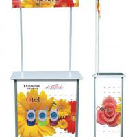 Large picture Display promotion table
