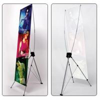 Large picture Display banner stand