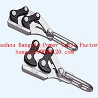 Large picture wire pulling grips