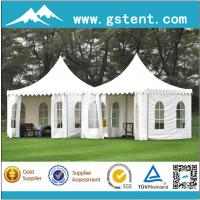 Large picture Gaoshan pagoda tent,6x6m event tent