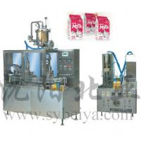 Large picture Flavoured Juice Gable-Top Filling Machinery