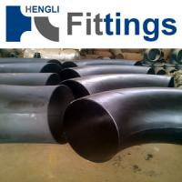 Butt welded pipe fitting elbow  ANSI B16.9