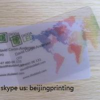 Large picture Plastic Card Printing in Beijing China Printers