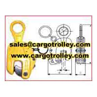 Large picture Vertical lifting clamps
